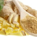 Ginger lowers blood glucose value
