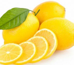 Poboljšajte cirkulaciju uz piling sa limunom