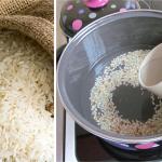 Voda u kojoj  kuvate pirinač je veoma zdrava a evo i zašto