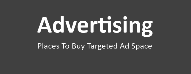 advertising-places-to-buy-targeted-ad-space