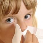 Rešenje za curenje nosa naročito kod dece