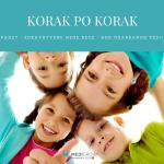 Korak po korak – novi paket zdravstvene nege dece kod odabranog pedijatra