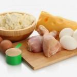 Lista namirnica bogatih proteinima