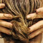 Maska koja stimuliše rast kose