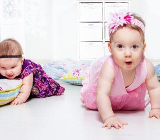 Važnost puzanja kod beba