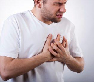 Bol u grudima- Uzroci