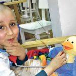 Za manje od 24 sata za Teodoru oko 300.000 evra! Dete ide u Frankfurt na lečenje! HVALA SVIMA