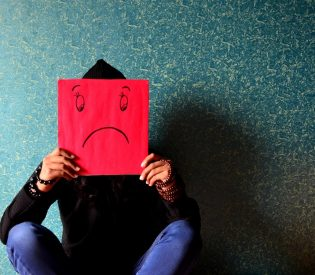 Nasmešena depresija