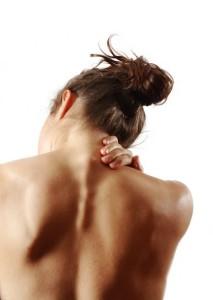bol u vratu