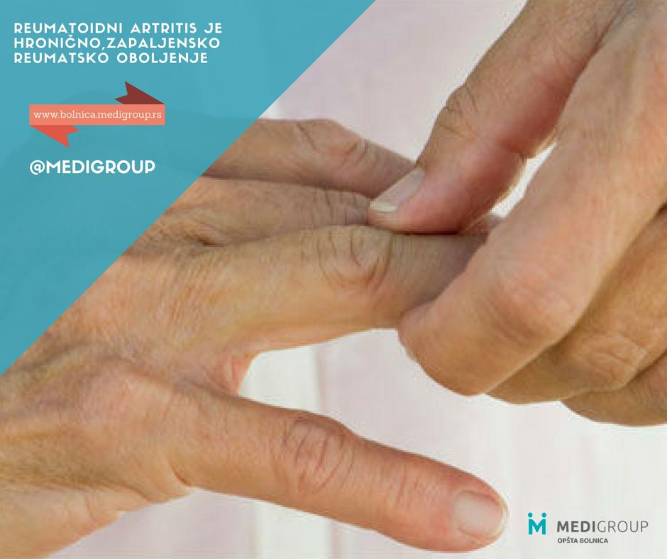 reumatoidni artritis @MEDIGROUP